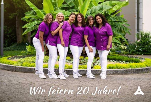 20 Jahre Ganzheitliche Zahnmedizin in Schörstadt