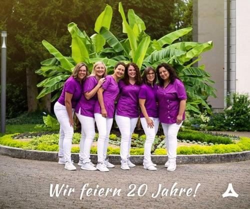 20 Jahre Dr. Awender in Schwörstadt
