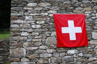 Deutscher Zahnarzt an der Schweizer Grenze