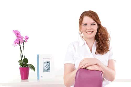 Kim Eckert - Prophylaxe und Behandlungsassistenz