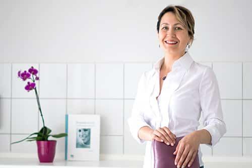 Silvia Knöbel - Behandlungsassistenz